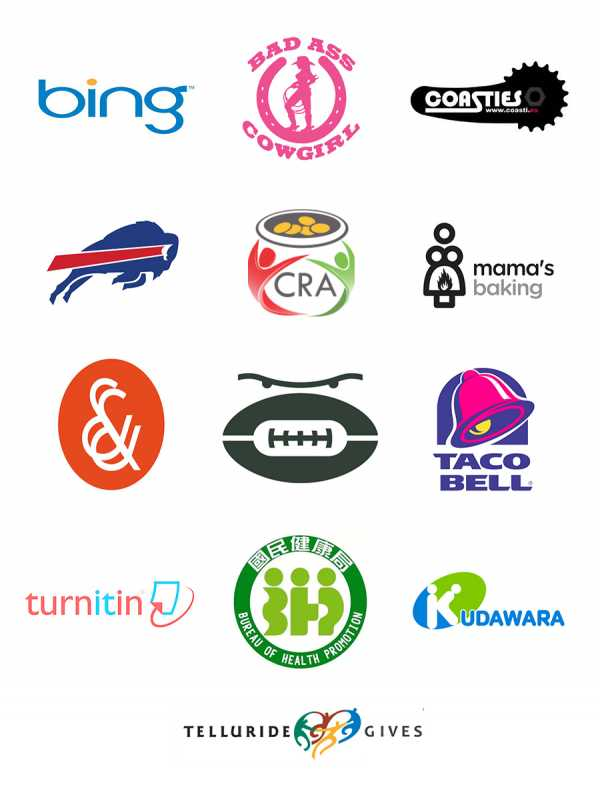2bc29c13 Врага нужно знать в лицо, поэтому наряду с удачными логотипами рассмотрим  эмблемы, авторы которых расписались в собственной безграмотности.