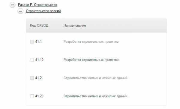 Виды деятельности при регистрации ип сколько можно указывать госпошлина регистрацию ип