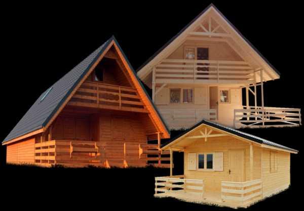 Почему стоит заняться бизнесом в сфере строительства деревянных домов